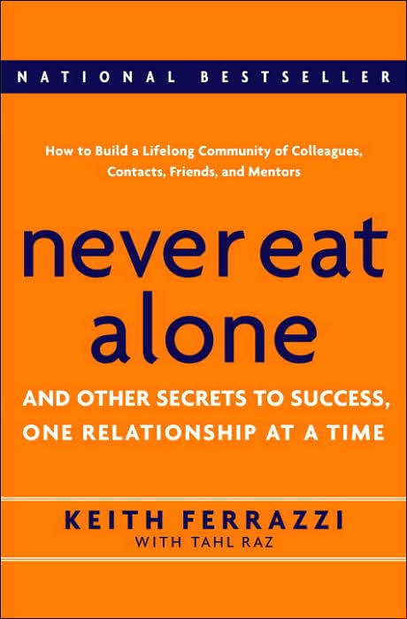 Best book about networking I've read so far.