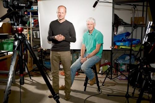Sebastian Thrun, founder of Udacity